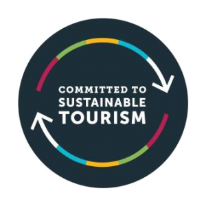sustainable tourism commitment