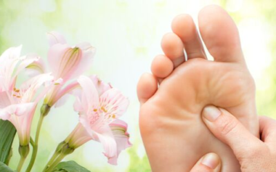 Reflexology-Your flight is now boarding, by Jen Bailey