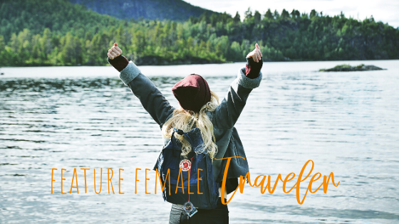 Feature Female Traveler-Emma