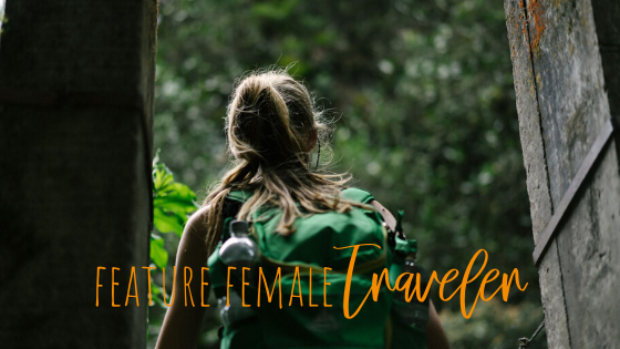 Feature Female Traveler-Jackie