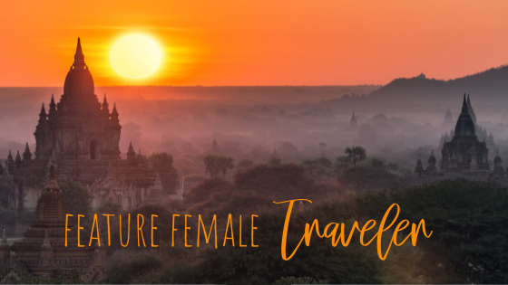 Feature Female Traveler-Cheryl