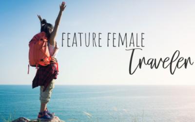 Feature Female Traveler-Ciska