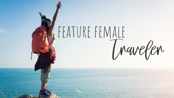 Feature Female Traveler-Ciska