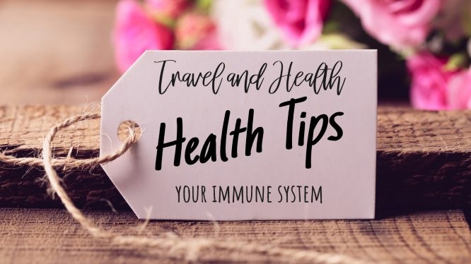 Travel and health: your immune system.