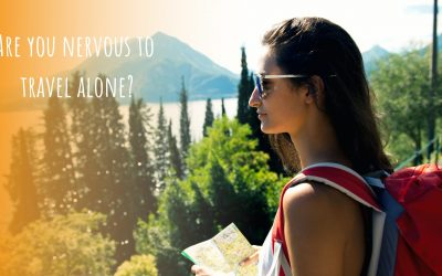 Are you nervous to travel alone?